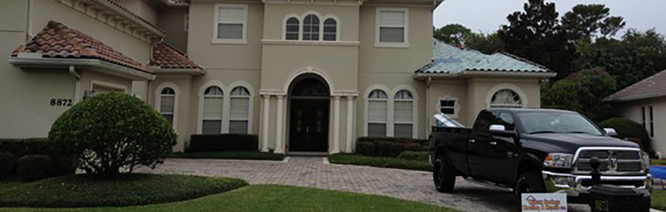 Tile Roof Restoration Central Florida