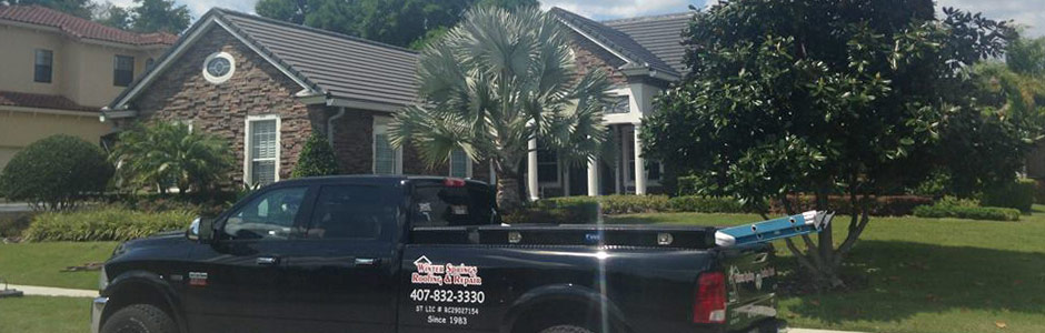 Roofing Contractor in Casselberry